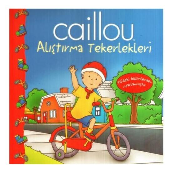 Caillou - Alıştırma Tekerlekleri
