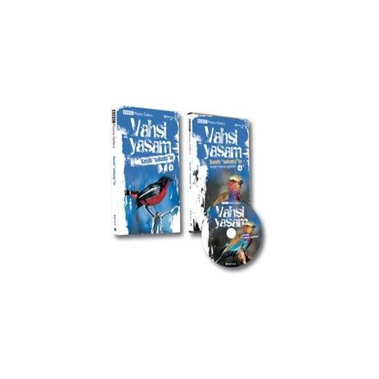 """Vahşi Yaşam 2 - Kanatlı """"Suikastçiler"""" (Kitap + Dvd)-John Woodward"""