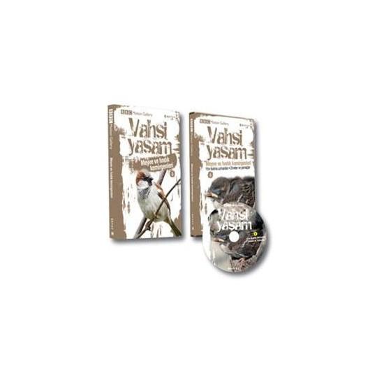 Vahşi Yaşam 2 - Meyve Ve Fındık Kemirgenleri (Kitap + Dvd)-Kolektif