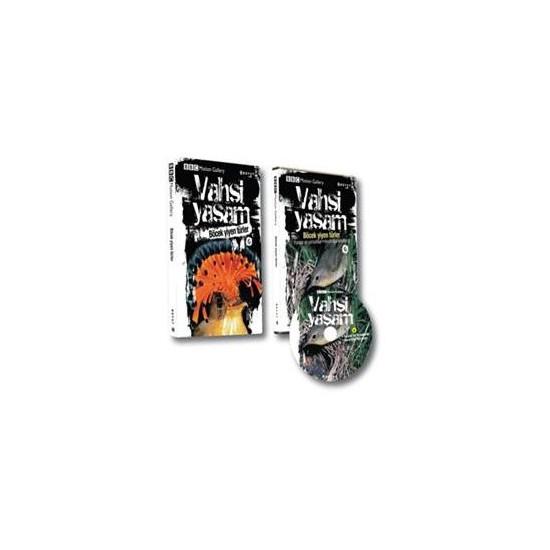 Vahşi Yaşam 2 - Böcek Yiyen Türler (Kitap + Dvd)-Rob Hume
