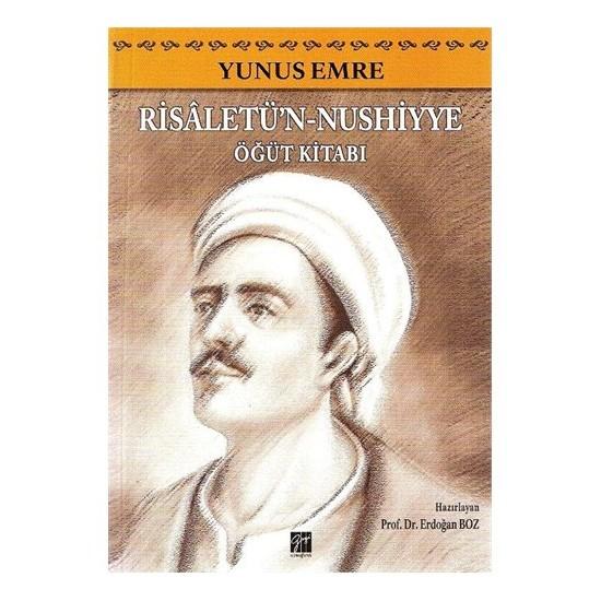 Yunus Emre Risaletü'N-Nushiyye Öğüt Kitabı-Kolektif