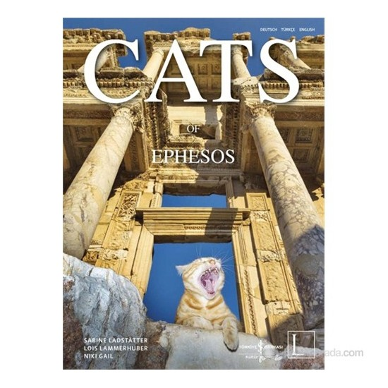 Cats Of Ephesos-Lois Lammerhuber