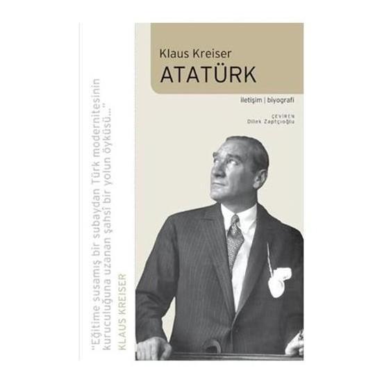 Atatürk - Klaus Kreiser - Klaus Kreiser