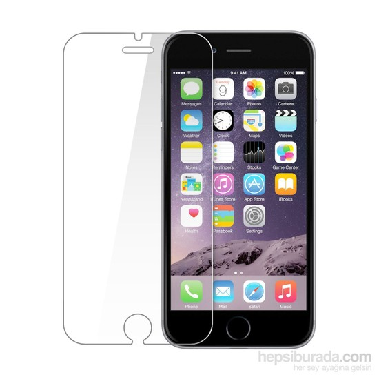 Duck Apple İphone 6-6S Ekran Koruyucu