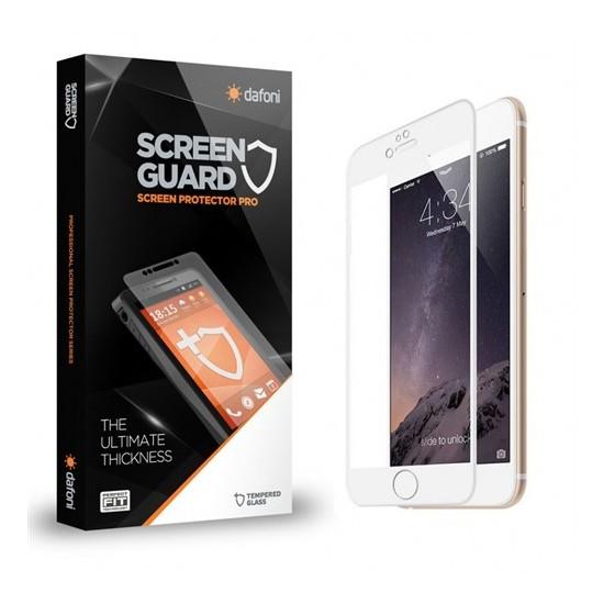 Dafoni Apple İphone 6 Plus / 6S Plus Curve Tempered Glass Premium B