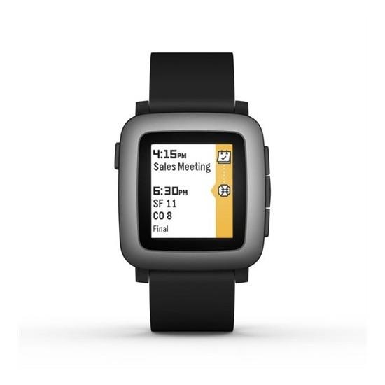 Pebble Time Akıllı Saat (Android ve iOS)