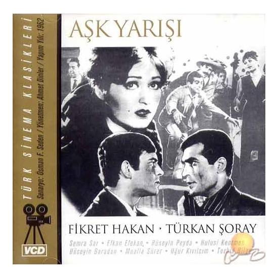 Türk Sinema Klasikleri (Aşk Yarışı) ( VCD )