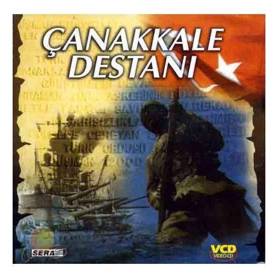 Çanakkale Destanı ( VCD )