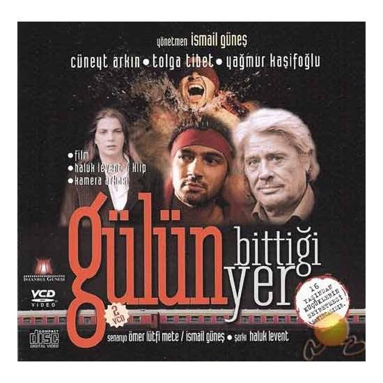 Gülün Bittiği Yer ( VCD )