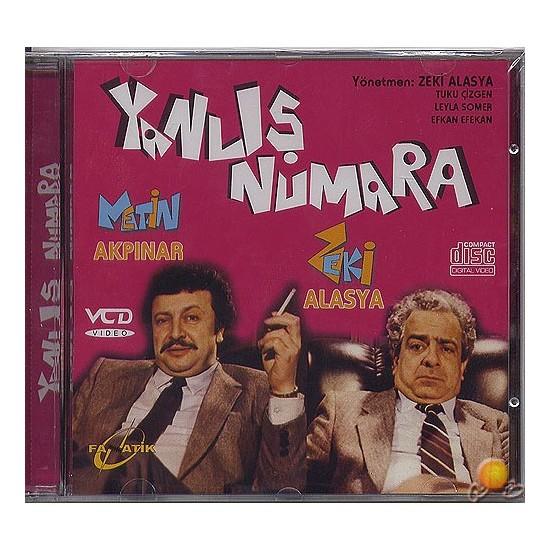 Yanlış Numara ( VCD )