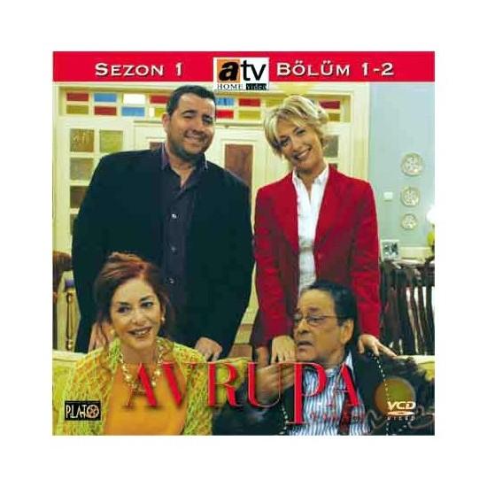 Avrupa Yakası (Bölüm 1&2) ( VCD )