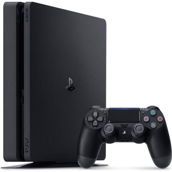 Sony Playstation 4 PS4 Slim 500 Gb Oyun Konsolu (Eurasia garantili)