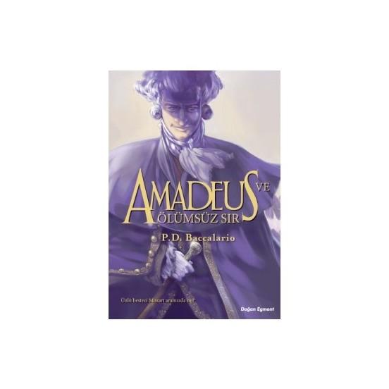 2017 - Amadeus ve ölümsüz sir Cover