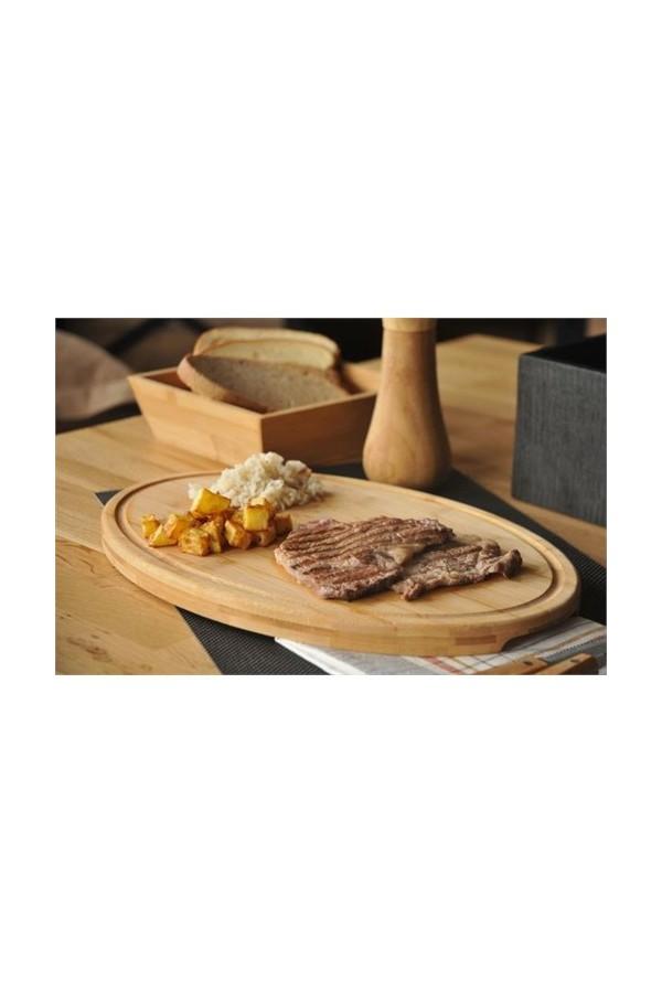 Moli Steak Bamboo Cutting Board
