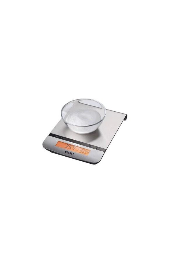 Vestel V-Cook Series 2000 Inox Digital Kitchen Scale