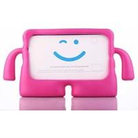 Canpay Huawei T5 10 Inç Çocuk Tablet Kılıfı Standlı Tutmalı Ultra Korumalı Yeni Case Pembe