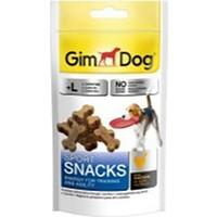 Gimdog Sportsnacks Mini Bones Chicken Köpek Ödülü 60 gr