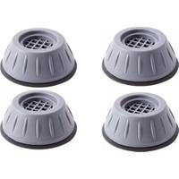 Çamaşır Makinesi Titreşim Önleyici Kaydırmaz Vantuzlu Stoper Set 4 Adet