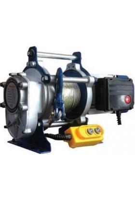 Max Extra 750-1500 kg 3.5hp Endüstriyel Elektrikli Vinç