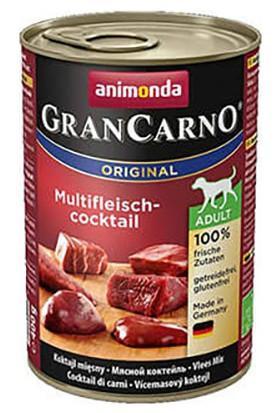 Animonda Grand Carno Karışık Etli Köpek Konservesi 6X400 gr