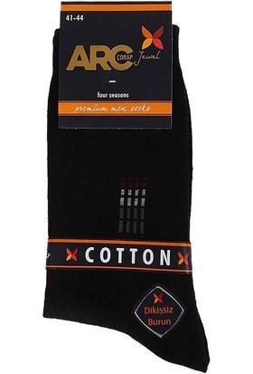 Arc Dikişsiz Çorap 156 | Siyah