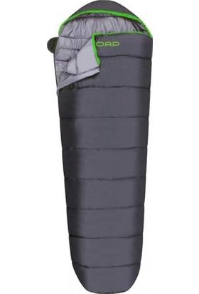 Loap Dauhali -3°c Uyku Tulumu Gri/yeşil