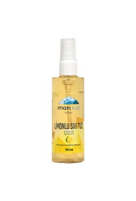 Mayi Tuz Limonlu Sıvı Tuz Çözeltisi 150 ml