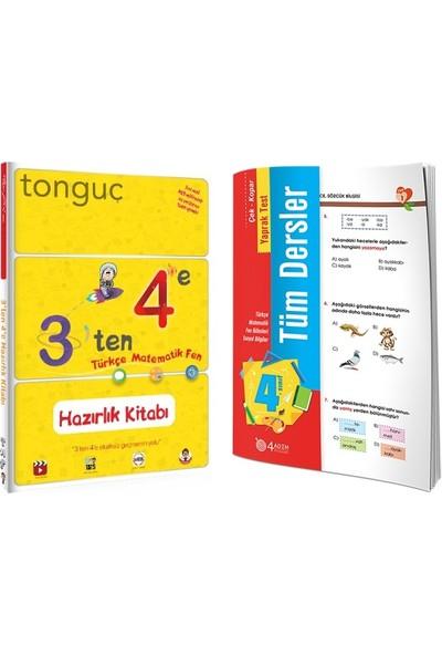 Tonguç Akademi 3'ten 4'e Hazırlık Kitabı ve Tüm Dersler Deneme