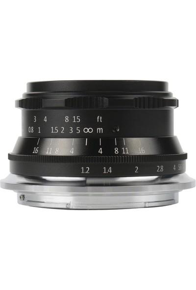 7ARTISANS 35MM F/1.2 Lens (Nikon Z)