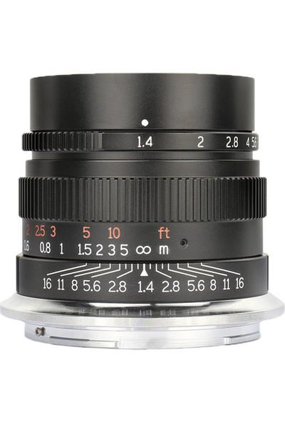 7ARTISANS 35MM F/1.4 Ff Lens (Nikon Z)