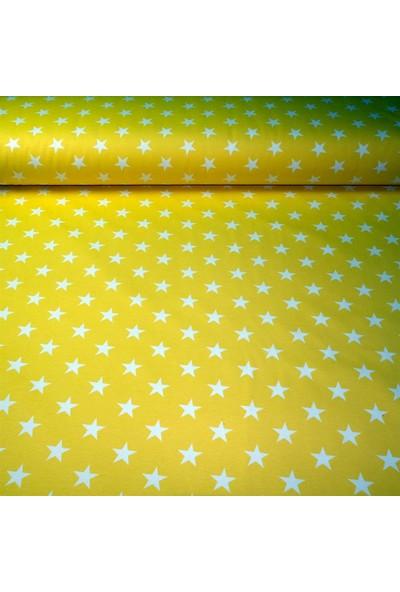 Küçükçalık Yıldızlı Sarı Panama Keteni