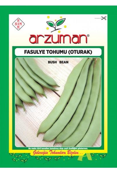 Karahasanoğlu Tarım Oturak Fasulye Tohumu 50 gr
