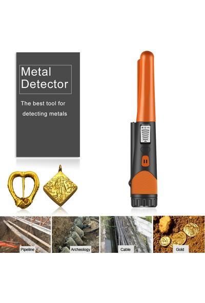 Anself Taşınabilir Küçük Boyutlu El Metal Dedektörü Metal (Yurt Dışından)