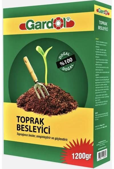 Gardol Toprak Için Katı Gübre 1200 gr Azot (N): %7 Fosfor (P): %23 Potasyum (K): %7