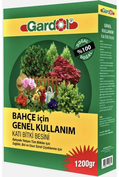 Gardol Bahçe Için Katı Gübre 1200 gr Azot (N): %7 Fosfor (P): %23 Potasyum (K): %7