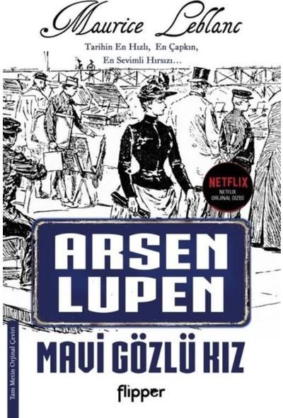 Arsen Lüpen Mavi Gözlü Kız - Maurice Leblanc