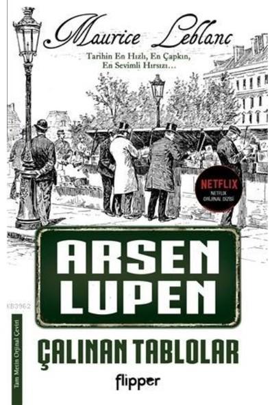 Arsen Lupen Çalınan Tablolar - Arsen Lüpen