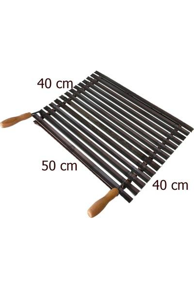 İklim 40X50 Demir Mangal Izgarası Barbekü Izgarası