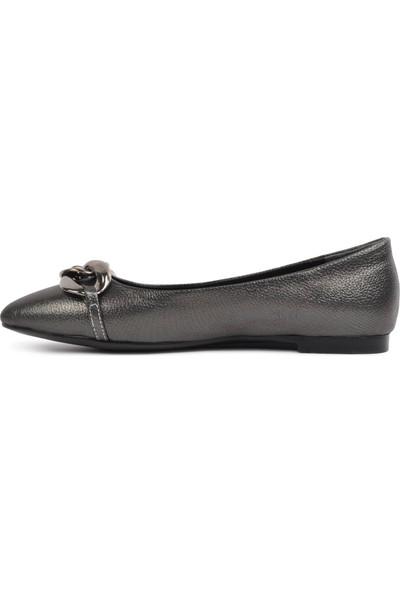 Park Fancy 10 Platin Kadın Günlük Ayakkabı