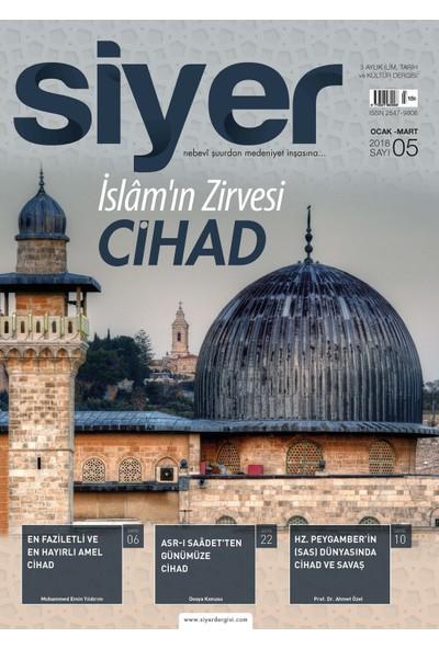 Siyer Ilim Tarih Dergisi - 5. Sayı