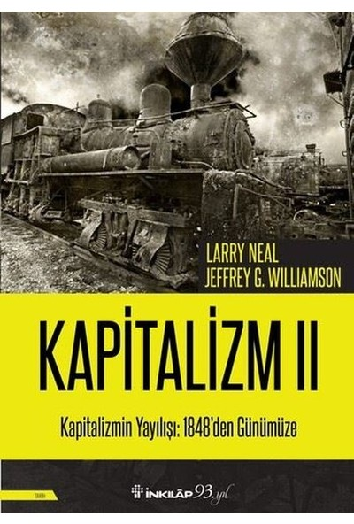 Kapitalizm 2 - Larry Neal - Jeffrey G.williamson