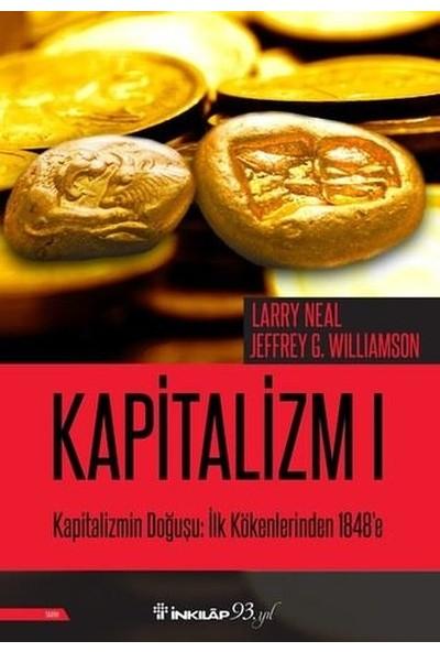 Kapitalizm 1 - Larry Neal - Jeffrey G.williamson