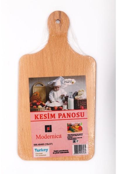 Modernica Ahşap Kesim Panosu 19X37 cm