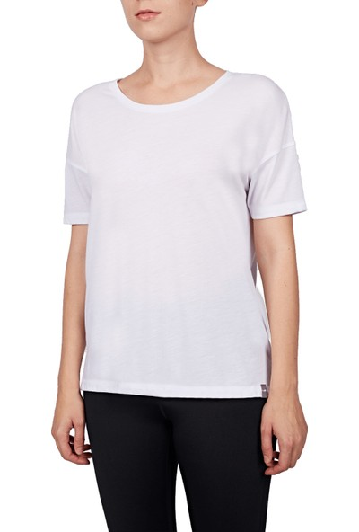 Lescon 18Y-2161 Beyaz Bayan T-Shirt