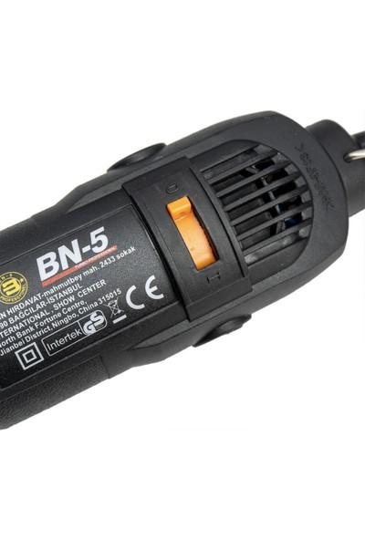 Bn5 PT3605 Mini Taşlama Gravür Hobi Makinası (Tek Makina)