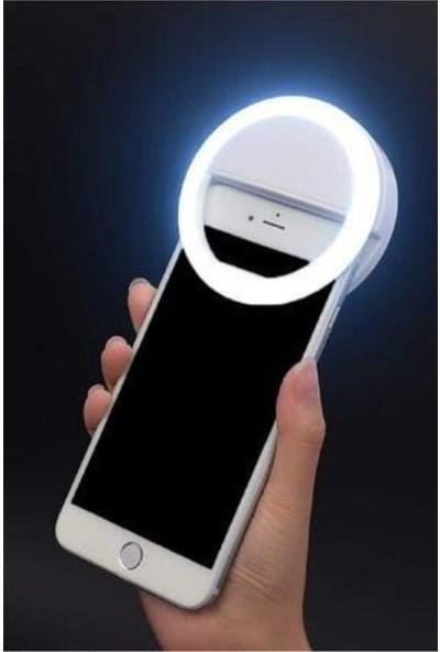 Urban Mood SL-100SİYAH-BEYAZ Selfie Işığı (Beyaz)