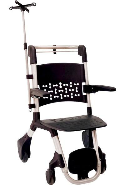 Golfi G507 Hastane Tipi Transfer Sandalyesi