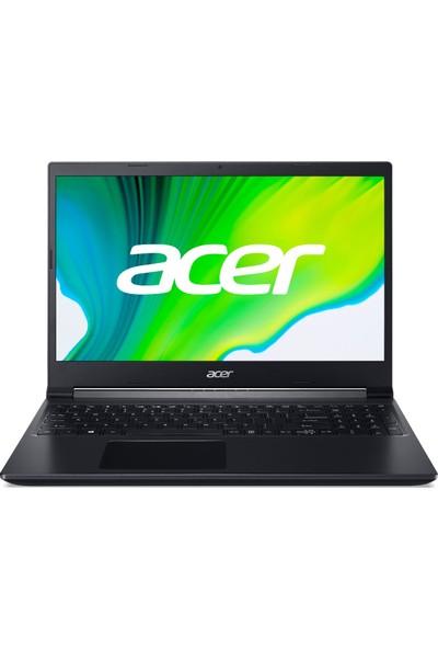 "Acer Aspire Gaming 7 A715-75G Intel Core i5 10300 8GB 256GB SSD GTX 1650 Linux 15.6"" FHD Taşınabilir Bilgisayar NH.Q99EY.002"
