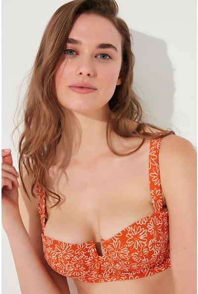 Penti Çok Renkli Megan Half Band Bikini Üstü
