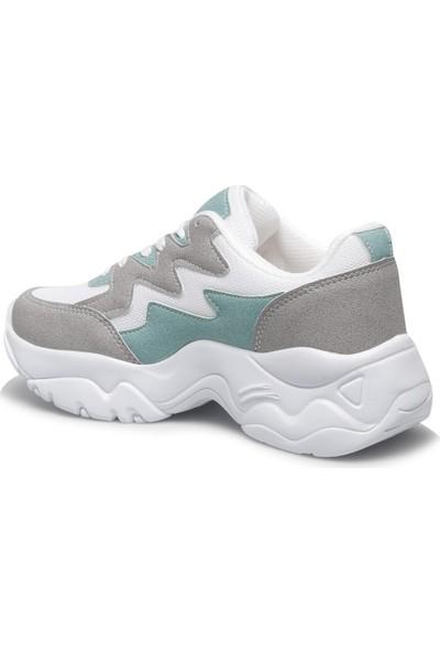 Butigo Yuma 1fx Gri Kadın Fashion Sneaker